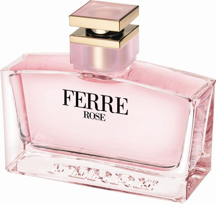 Image of Gianfranco Ferrè Rose - Eau de Toilette 100 ml 8011530390037