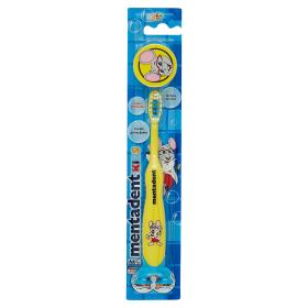 Image of Mentadent Spazzolino Kids Soft + 3 Anni 8000630057162