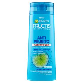Image of Fructis Antiforfora Anti-Prurito - Shampoo Antiforfora per Capelli Normali 250 ml 3600541251243
