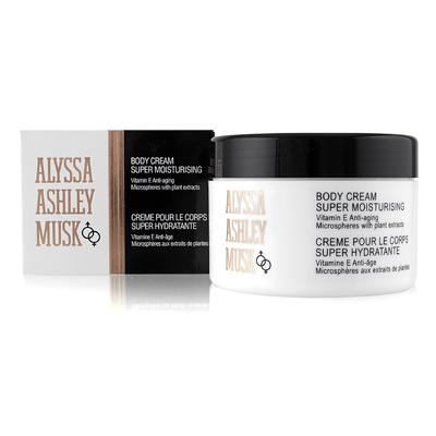 Image of Alyssa Ashley Musk by Alyssa Ashly - Crema Corpo 250 ml 3495080702536
