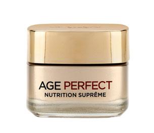 Image of L´Oréal Paris Age Perfect Nutrition Supreme - Crema Antirughe Giorno 50 ml 3600521674505