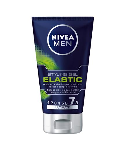 Image of Nivea Men Styling Gel Elastic 150 ml 4005900017314