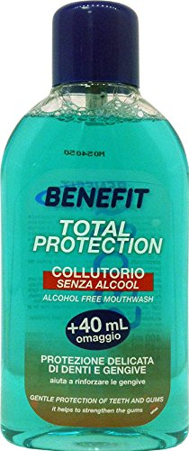 Image of Benefit Colluttorio Total Protection 400 ml 8003510015283