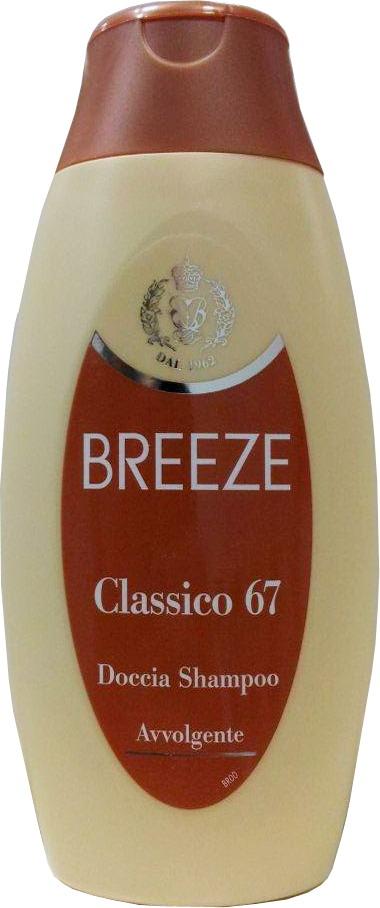 Image of Breeze Breeze Classico 67 - Doccia Shampoo Avvolgente 250 ml 8003510019502