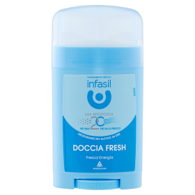 Image of Infasil Doccia Fresh Deodorante Stick 40 ml 5013965827082