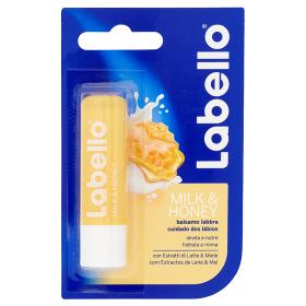 Image of Labello Milk & Honey - Balsamo Labbra 4005808585991