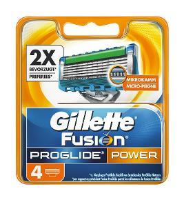 Image of Gillette Fusion ProGlide Power 4 Testine 7702018010691