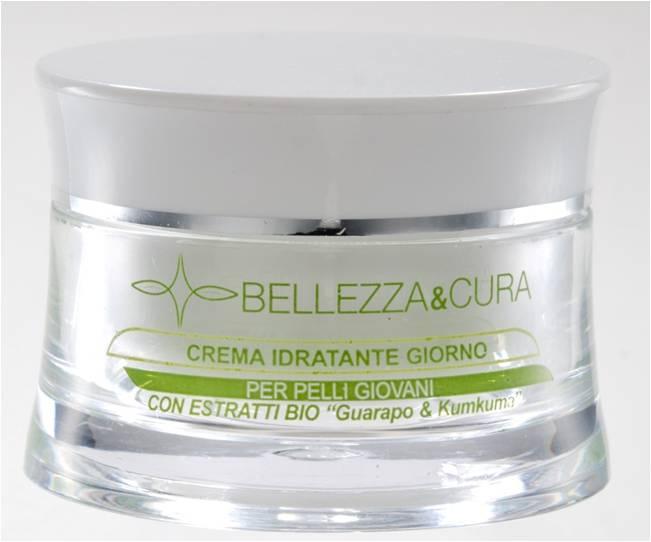 Image of Bellezza&Cura Bellezza&Cura Crema viso Giorno Idratante Pelli Giovani 50 ml 8051566425006