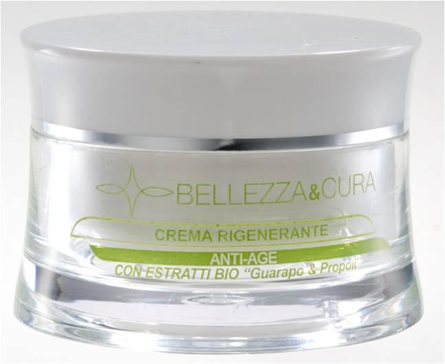 Image of Bellezza&Cura Bellezza&Cura Crema viso Rigenerante Pelli mediamente giovani 50 ml 8051566425037