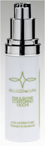Image of Bellezza&Cura Bellezza&Cura Emulsione Contorno Occhi Tutti i Tipi di Pelle 30 ml 8051566425068