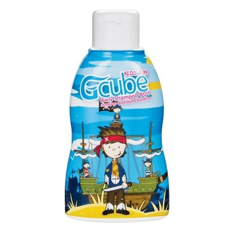 Image of Gcube Kids & Fun Daily Shampoo Boy - Shampoo Bambino 200 ml 8054181911008