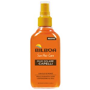 Image of Bilboa Olio Solare Spray Capelli 150 ml 8002410020953