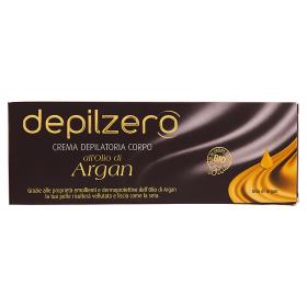 Image of Depilzero Crema Depilatoria Corpo all'Olio di Argan 150 ml 8008970037004