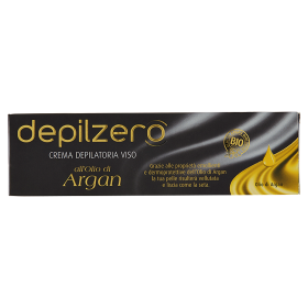 Image of Depilzero Crema Depilatoria Viso all'olio di Argan 50 ml 8008970037011