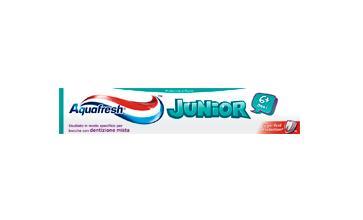 Image of Aquafresh Dentifricio Junior 75 ml 8016825673239