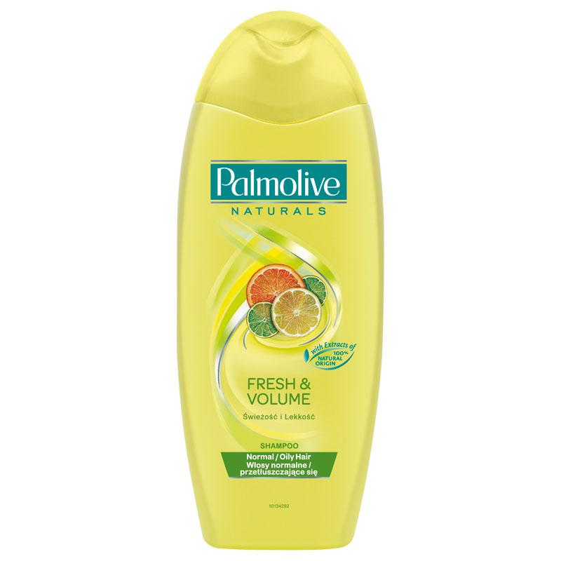 Image of Palmolive Naturals Fresh & Volume Shampoo Capelli Normali/Grassi 350 ml 8714789880464