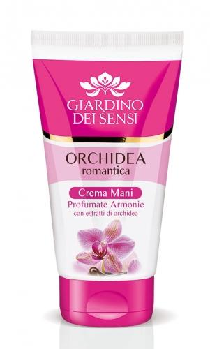 Image of Giardino dei sensi Crema Mani Orchidea 75 ml 8011483047118