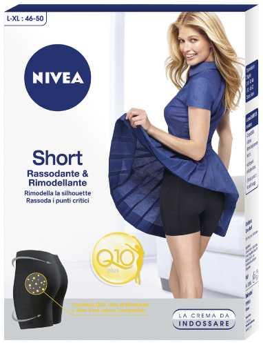 Image of Nivea Body Short - Pantaloncino Rassodante & Snellente Taglia L-XL 17319470068220