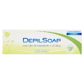 Image of Depilsoap Crema Depilatoria Corpo Pelli Normali 150 ml 8005283014005