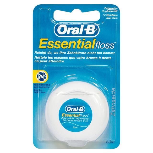 Image of Oral-B Filo Interdentale Non Cerato Essential Floss 5010622005005