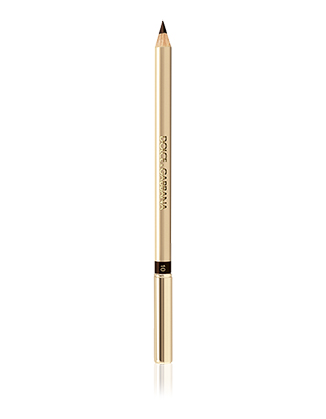 Image of Dolce&Gabbana Crayon Intense Eyeliner - Matita Occhi 10 Chocolate 0737052400754