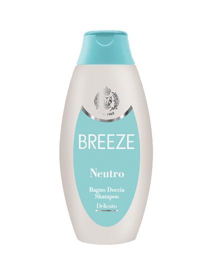 Image of Breeze Breeze Neutro - Bagno Doccia Shampoo Delicato 400 ml 8003510018178