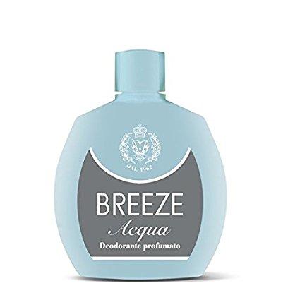 Image of Breeze Acqua - Deodorante Squeeze Senza Gas 100 ml 8003510030194