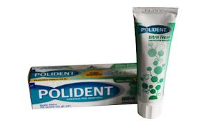 Image of Polident Adesivo Per Dentiere Ultra Fresh 40 Gr 8016825971564