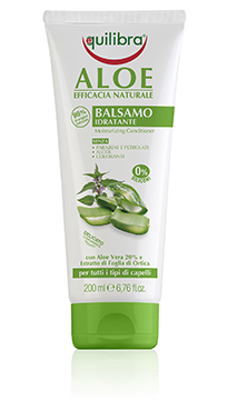 Image of Equilibra Aloe Balsamo Idratante 200 ml 8000137013364
