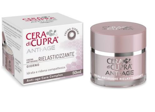 Image of Cera di Cupra Anti-Age Crema Antirughe Rielasticizzante Giorno 50 ml 8002140051357