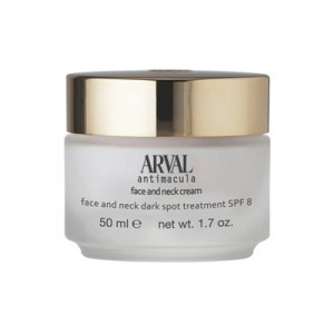 Image of Arval Antimacula Face and Neck Cream - Crema Viso 24 Ore 50 ml 8025935220011