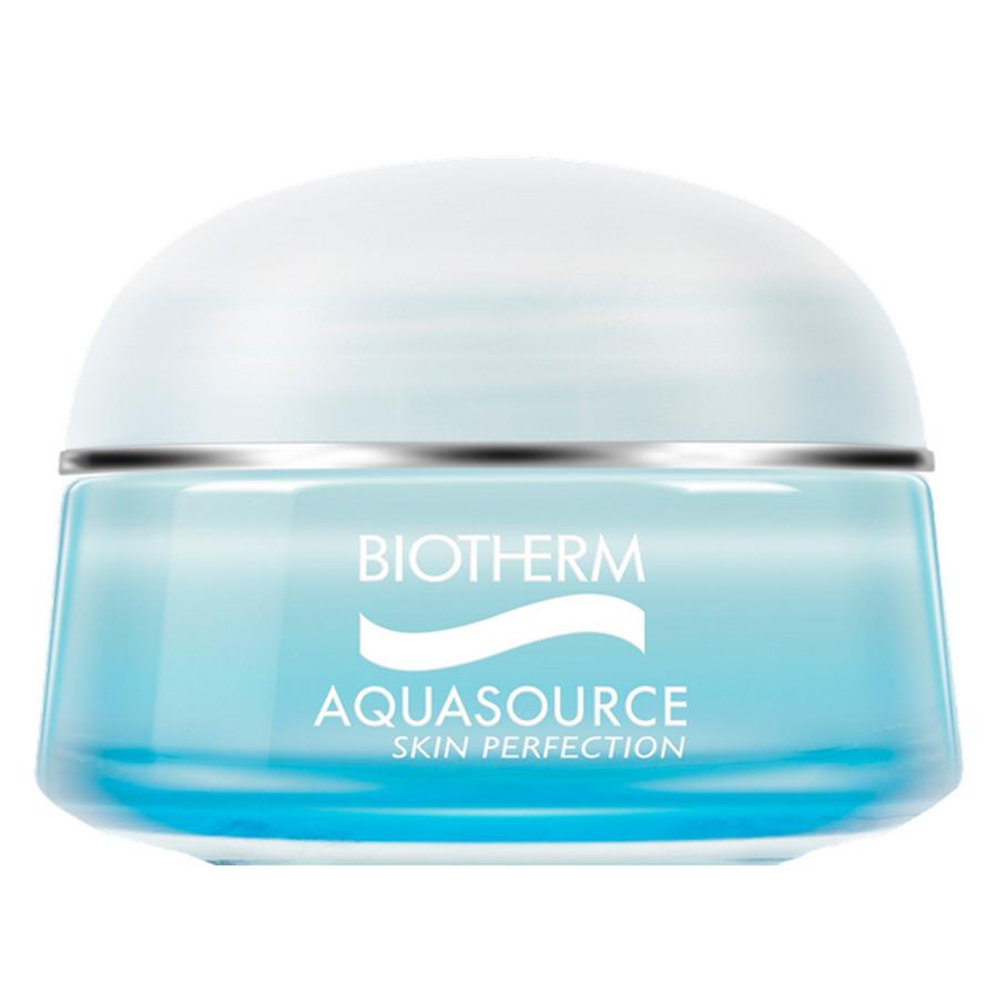 Image of Biotherm Aquasource Skinperfection - Crema Viso Giorno Tutti i Tipi di Pelle 50 ml 3605540574904