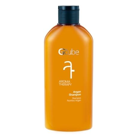 Image of Gcube Aroma Therapy Argan - Shampoo Nutritivo 200 ml 8054181910650