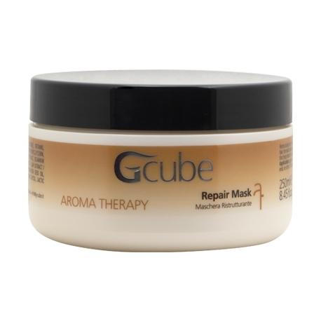 Image of Gcube Aroma Therapy - Repair Mask Maschera Ristrutturante 250 ml 8054181910681