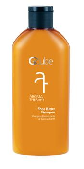 Image of Gcube Aroma Therapy Shea Butter Shampoo Capelli Danneggiati 200 ml 8054181911602
