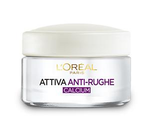 Image of L´Oréal Paris Attiva Antirughe 55+ - Crema Viso Giorno e Notte 50 ml 3600523183838