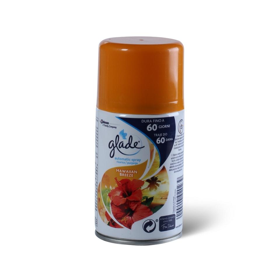 Image of Glade Automatic Spray - Ricarica Deodorante Ambiente Hawaiian Breeze 5000204920239