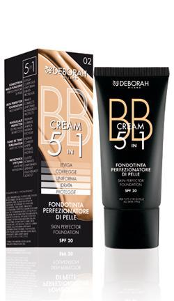 Image of Deborah BB Cream 5 in 1 3 8009518143850