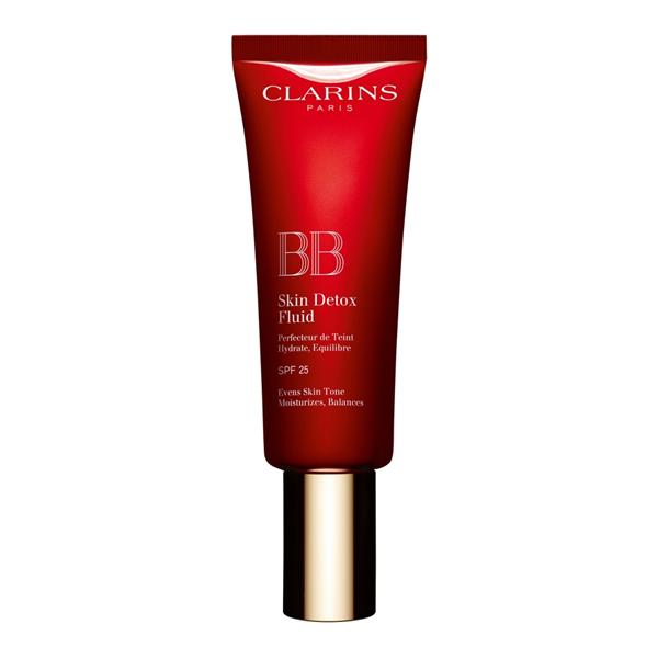 Image of Clarins BB Skin Detox Fluid SPF 25 - BB Cream 00 Fair 3380810016697