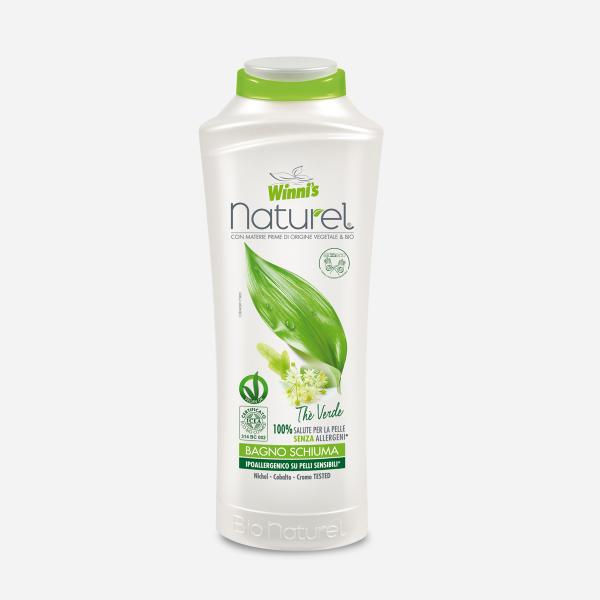 Image of Winni´s Naturel Bagno Schiuma Thè Verde 500 ml 8002295084200