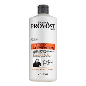 Image of Franck Provost Balsamo Professionale Per Capelli Danneggiati O Fragili 750 Ml Expert Reparation 3600550222814