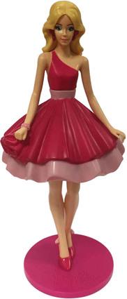 Image of Disney Barbie 3D Bagnoschiuma 150 ml 8032738606331