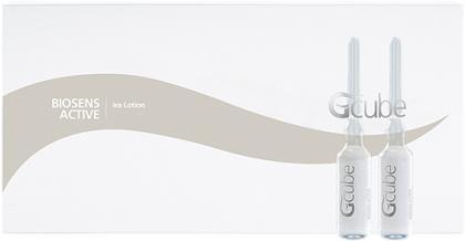 Image of Gcube Biosens Ice - Lozione Sebo-riequilibrante 11 X 8 ml 8054181910961