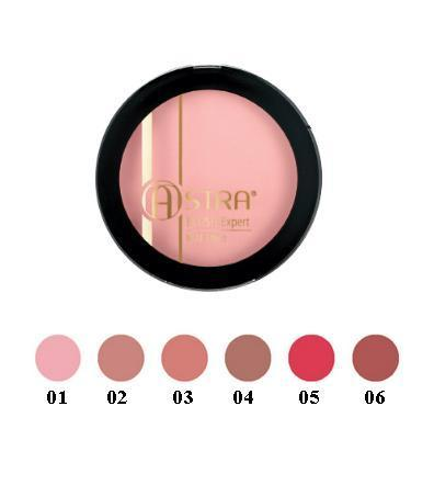 Image of Astra Blush Expert Mat Effect - Fard 03 Nude Beige 8051070225352