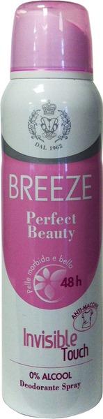 Image of Breeze Deo Spray Perfect Beauty 48h- Deodorante 150 ml 8003510022908
