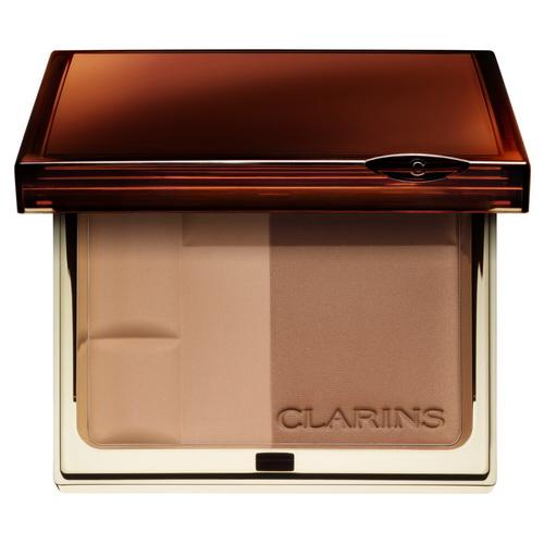 Image of Clarins Bronzing Duo SPF 15 - Terra 02 Medium 3380814053612