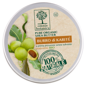 Image of Omnia Botanica Burro di Karite' 100 ml 8051070256967