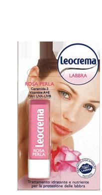 Image of Leocrema Burrocacao Per Labbra Stick Rosa Perla 8008970004822