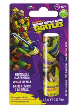 Image of Disney Burrocacao Turtles SPF 15 Vaniglia 8029241106854
