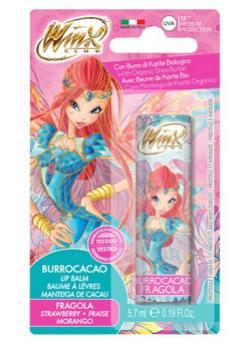Image of Disney Burrocacao Winx SPF 15 Fragola 8029241108902